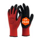 Handschoenen-Allround-Latex-Lite-10-110-rood-ACTIE-24-paar