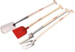 Bats-met-opstap-schop-kabelspade-met-opstap-en-spade-Strama-voordeelset