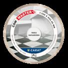 Diamantzaagblad-voor-Tegels-keramische-natuursteen-Carat-CSM-MASTER-voor-steenzaagtafel