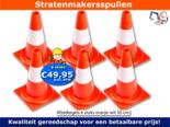 Afzetkegel-Verkeerspion-oranje-wit-50-cm-6-stuks