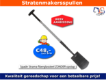 Spade-Strama-fiberglassteel-ZONDER-opstap