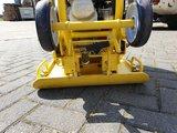 Trilplaat Strama PC400 Honda motor plaat breedte 40cm_4