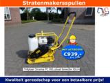 Trilplaat Strama PC100 Honda motor actie prijs _4