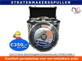 Carat CE Starter diamantzaagblad 350 doorsnee actie 5 STUKS in koffer voor motordoorslijper_8