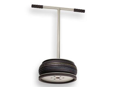 Vacuum tegeltiller met rubber band