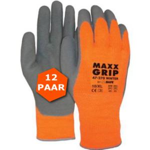 Winterhandschoen Maxx-Grip Thermo 12 paar actie!!