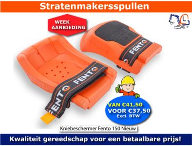 Kniebeschermer Fento 150 Nieuw in assortiment leverbaar
