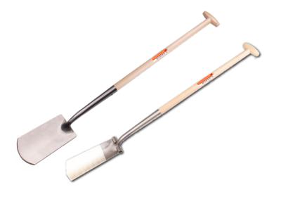 Kabelspade met opstap en spade Strama voordeelset