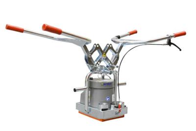 Tegeltiller Probst Speedy vacuüm VS140/200 SW 50 kg