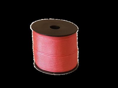 Stratenmakerstouw roze 2 mm