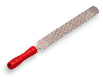 Vijl raps grof lengte 30 cm lengte is geschikt voor PVC materiaal vijlen