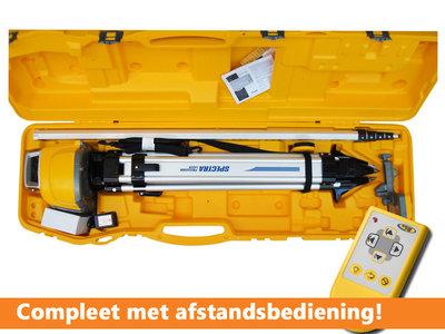 Laser Spectra LL300 Bouwlaserpakket koffer Nieuw model actie !!!