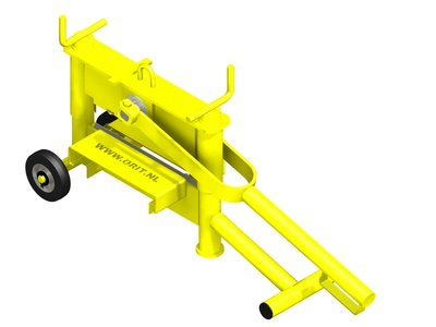Tweespindel steenknipper Orit 3300-TS