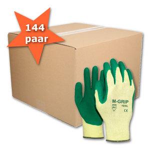 Handschoenen M-Grip volle doos Actie