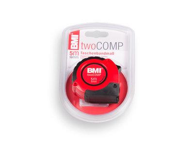 Rolmaat BMI Two Comp 5 meter