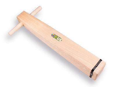 Bandenstamper hout