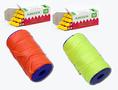 Actie-2-stuks-stratenmakerstouw-kleur-naar-keuze-2-pakjes-merkkrijt-geel!